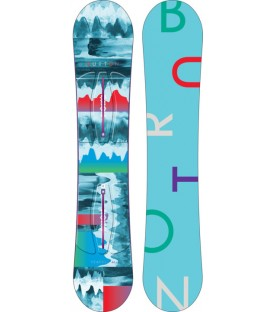 Burton Feather недорогой сноуборд