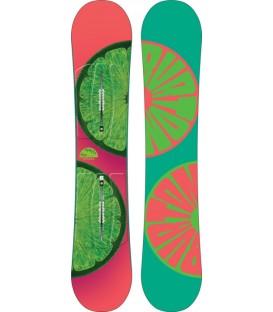 Burton Social яркий сноуборд