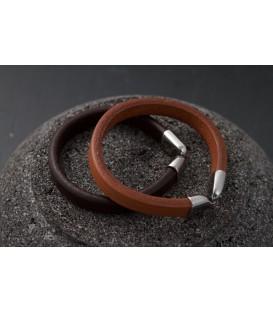 Кожаный браслет на крючке Кусто Буг