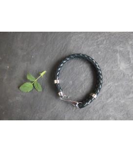 Кожаный браслет Кусто Касентинези