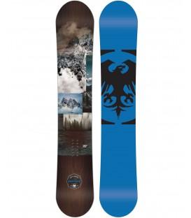Never Summer Chairman / Chairman X сноуборд для фрирайда и карвинга