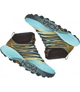 Hoka One One Speedgoat Mid 2 Gore-Tex женские кроссовки для трейлового бега и хайкинга