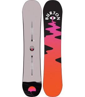 Burton Yeasayer Flying V мягкий и универсальный женский сноуборд