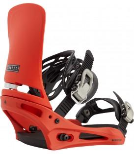 Burton Cartel жесткие крепления для сноуборда в 3-х цветах