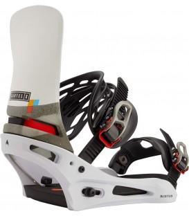 Burton Cartel X жесткие крепления для сноуборда