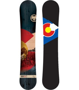 Never Summer Heritage / Heritage X сноуборд