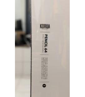 Korua Pencil универсальный сноуборд для трасс и фрирайда