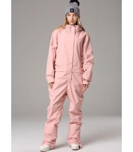 Consigliere Pink женский комбинезон для сноуборда