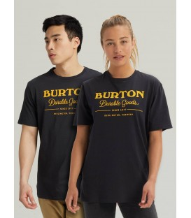 Burton Durable Goods футболка черная