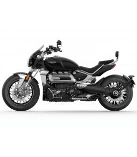 Triumph Rocket 3 GT мотоцикл с самым большим двигателем
