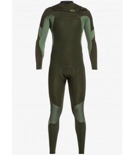Quiksilver Syncro 3/2 мм мужской длинный гидрокостюм