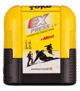 Toko жидкий воск для сноуборда экспресс