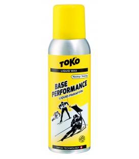 Toko жидкий воск для сноуборда базовый от 0 до -6 °C