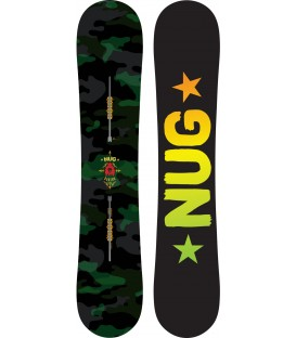 Burton Nug Flying V