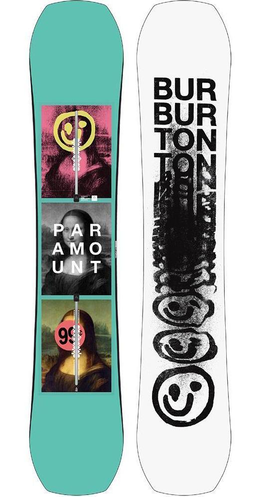 Burton Paramount 2021