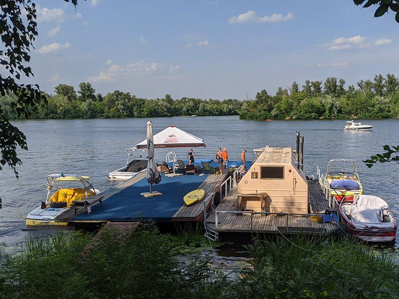 Воднолыжный клуб Киев