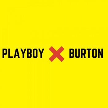 Сноуборд Playboy x Burton Process